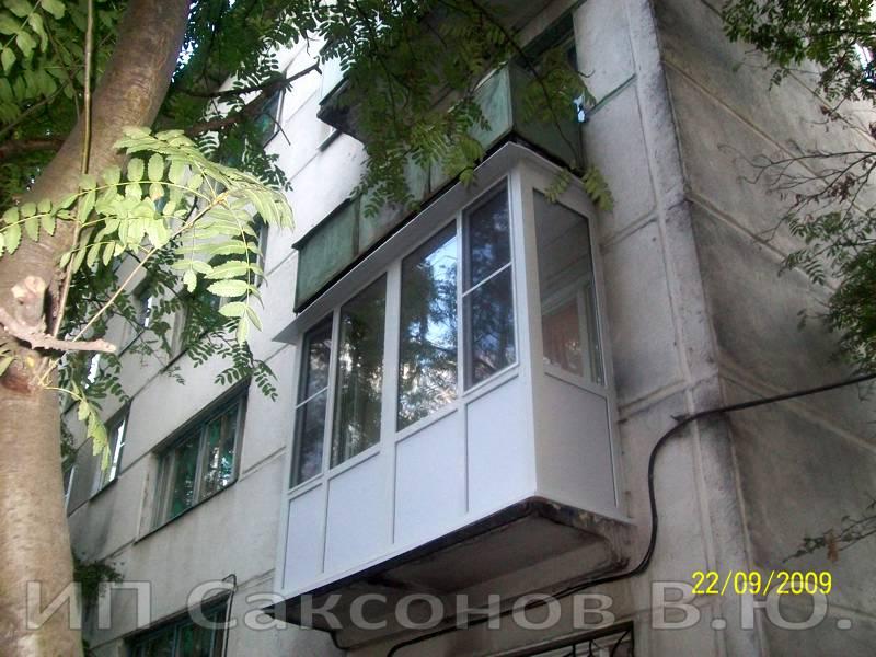 Балконы - окна, двери, потолки в пензе.
